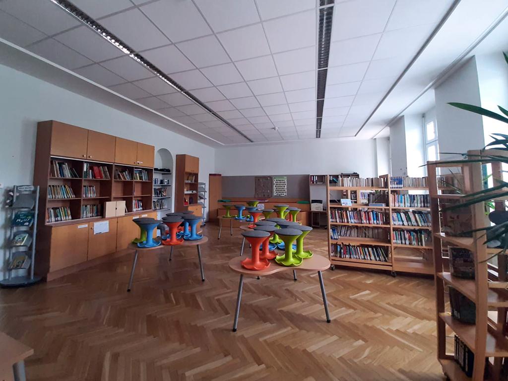 Schulbibliothek Traiskirchen